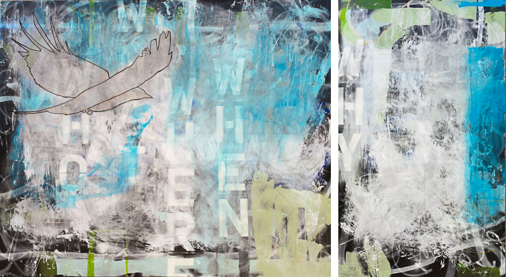 Extra Large Original Contemporary Abstract Paintings