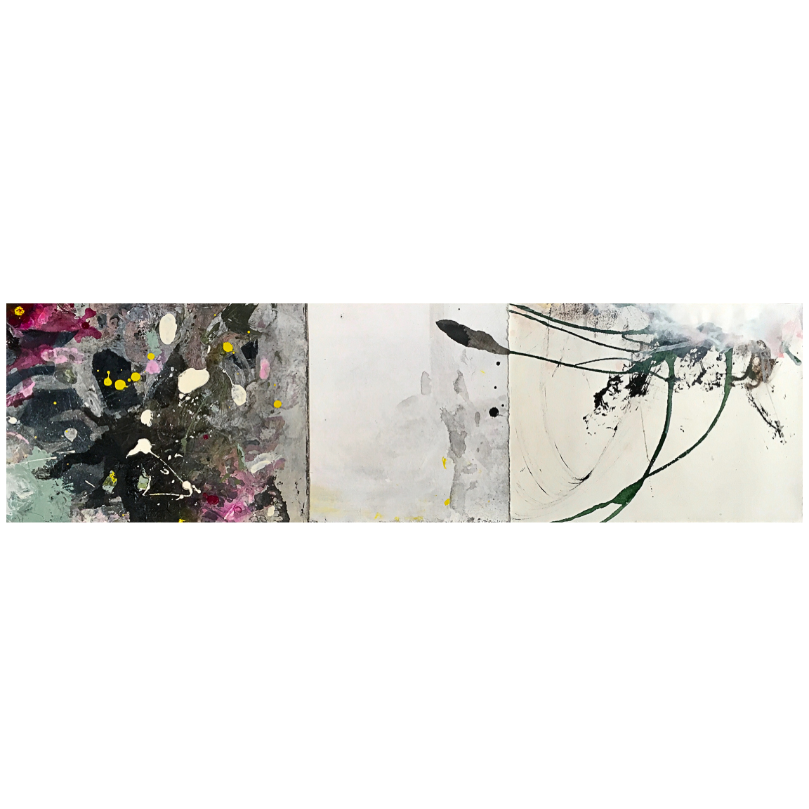 contemporary abstract painting Laura Letchinger