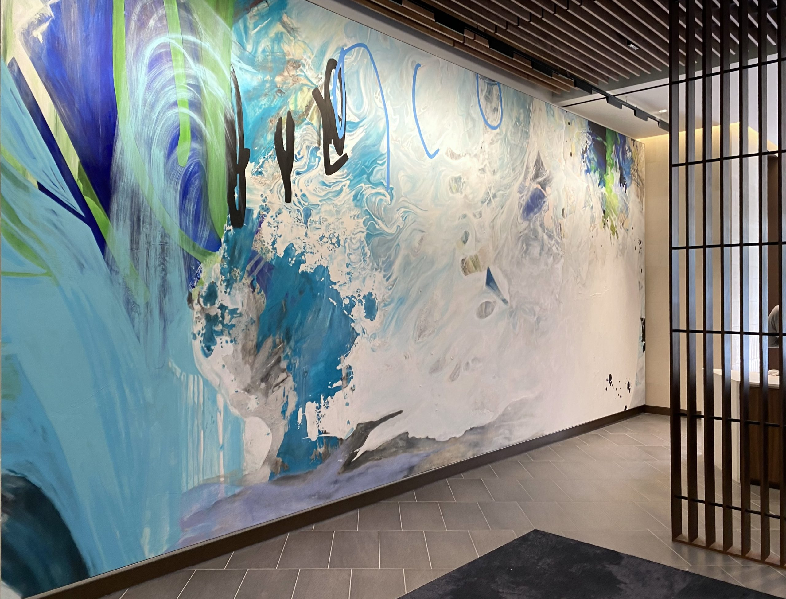LauraLetchinger-NOW Art SPLASH-lobby done wide side