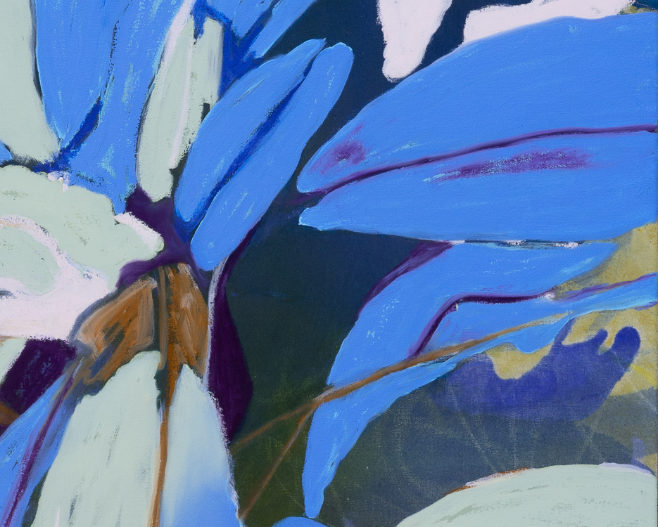 Detail 4 of PETALS by Laura Letchinger